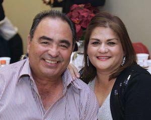 Dora and John Longoria