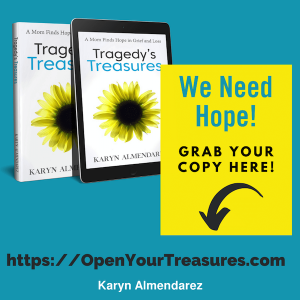 Read Tragedy's Treasures, a Mom Finds Hope in Grief and Loss
