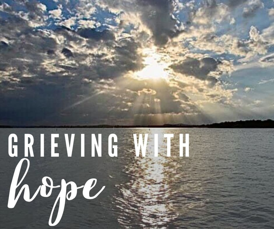 Grieving With Hope photo