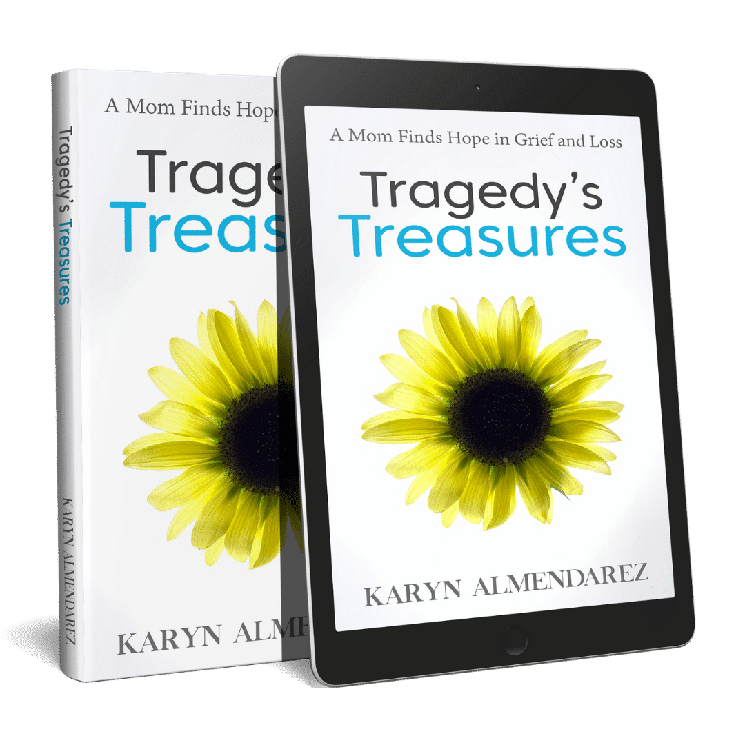 Tragedy's Treasures, print and ebook