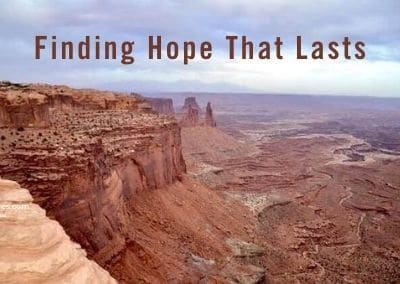 A Hope That Lasts photo