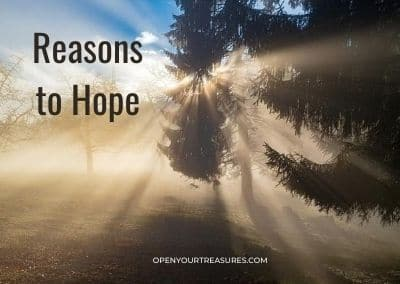 Reasons to Hope photo