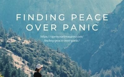 Finding Peace Over Panic