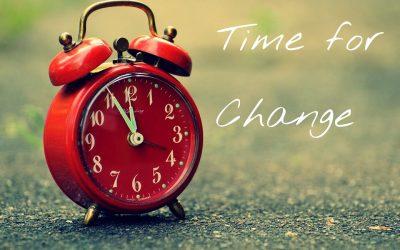 Habits: Small Changes, Big Impact!
