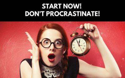 Procrastination Pitfalls And How to Avoid Them