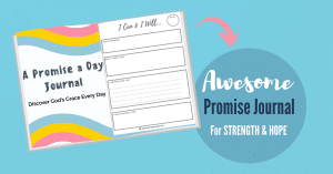 A Promise A Day Journal Graphic